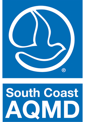 South Cost Air Quality Management District logo