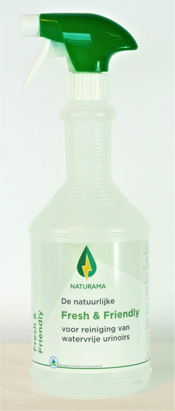 De Natuurlijke Fresh n Frendly Urinal Cleaner