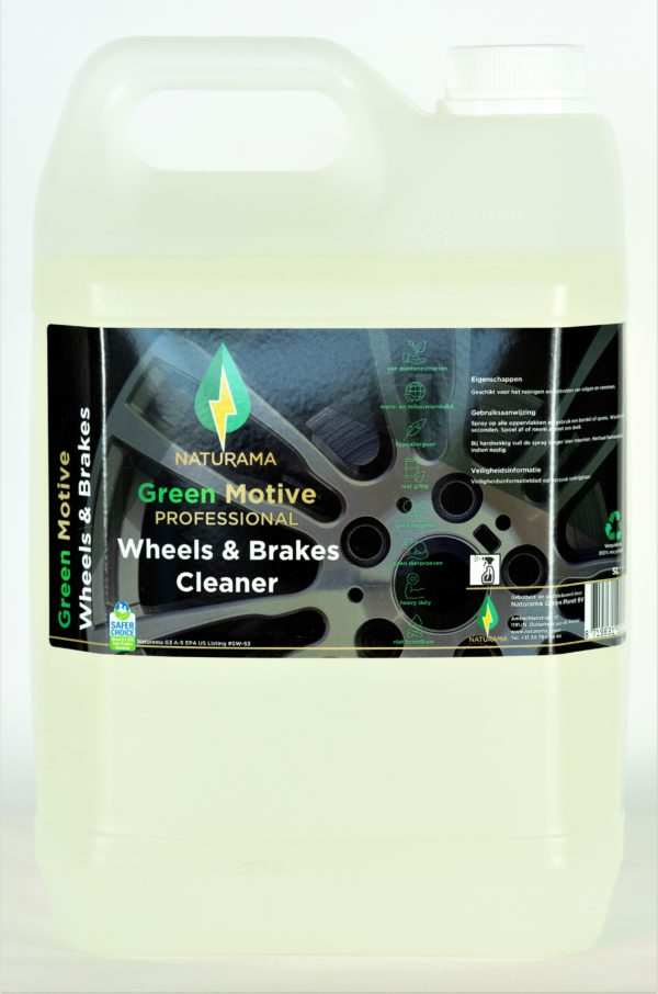 Naturama Green Motive Wheels n Brakes Cleaner