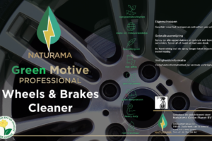 Green Motive Wheels n Brakes Cleaner