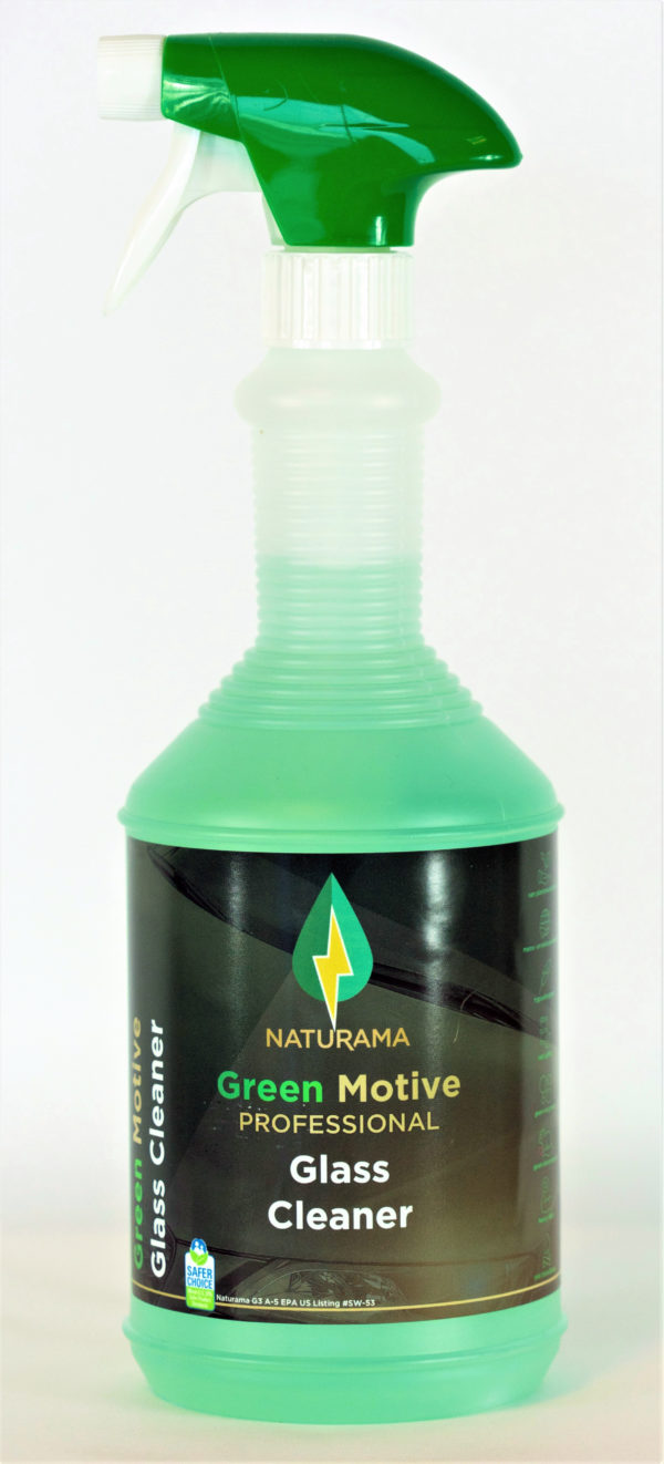 Naturama Green Motive Glass Cleaner